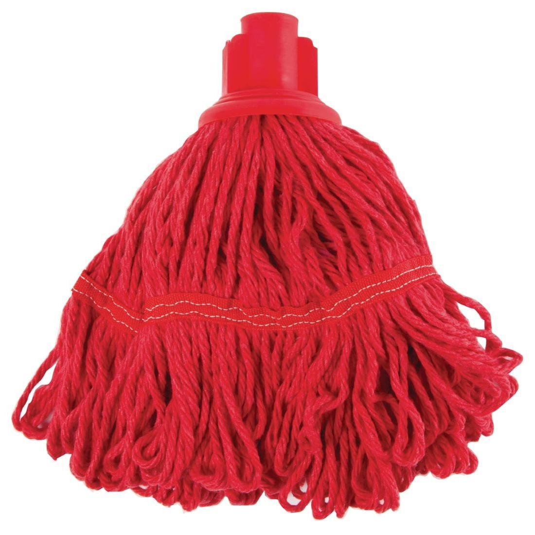 Jantex Bio Fresh Socket Mop Head Red