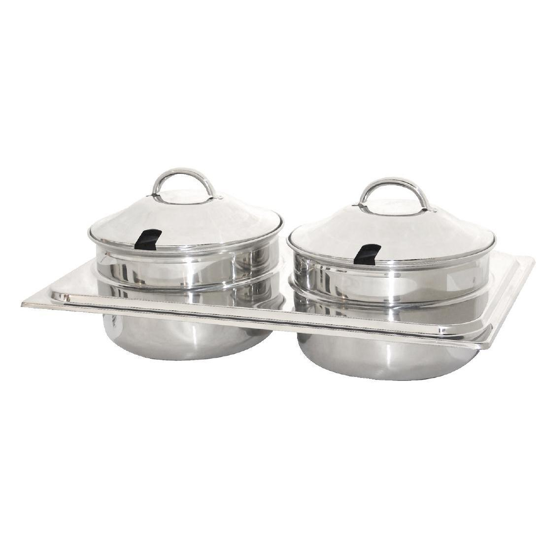 Bain Marie Set for Chafing Dish