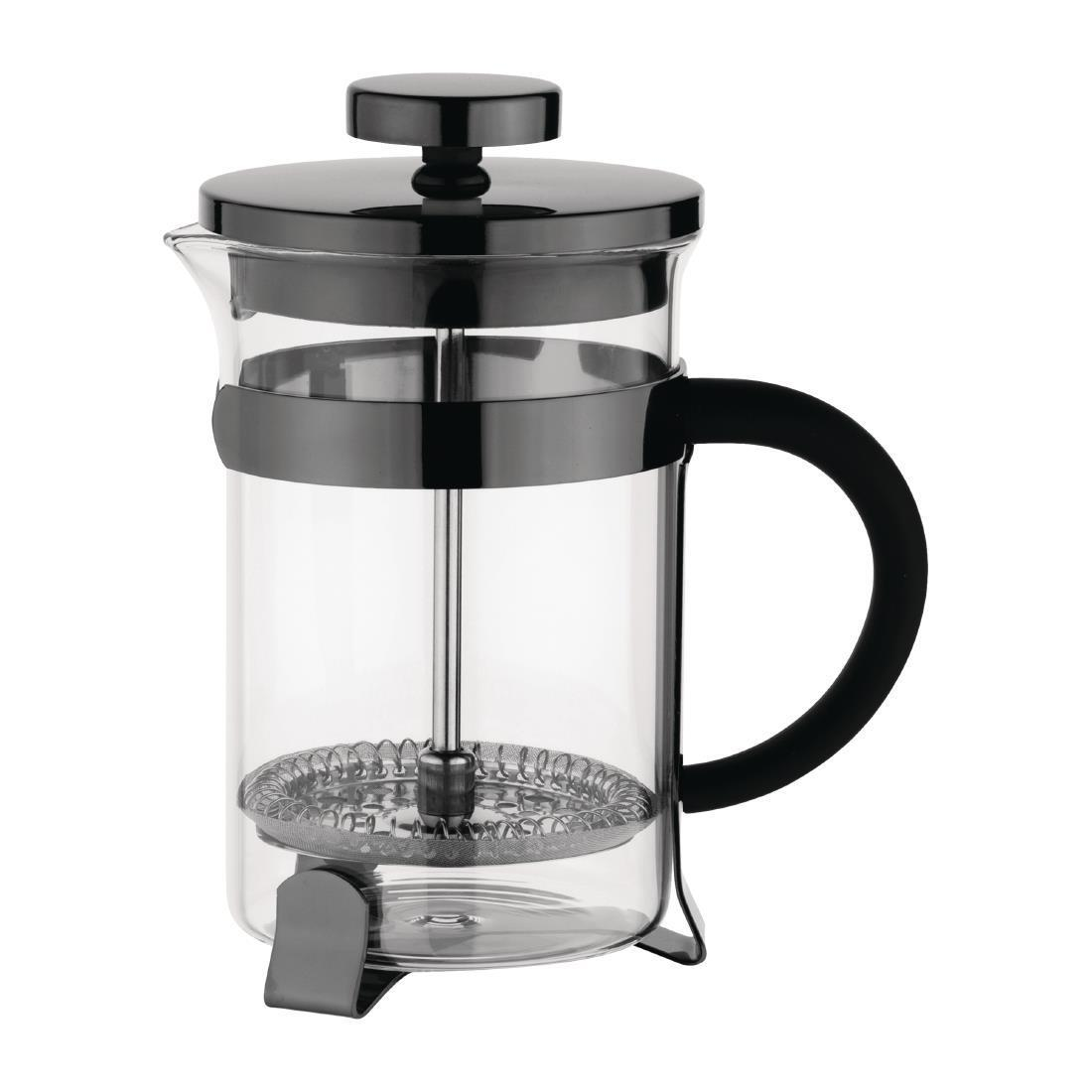 Olympia Contemporary Cafetiere Gunmetal 12 Cup