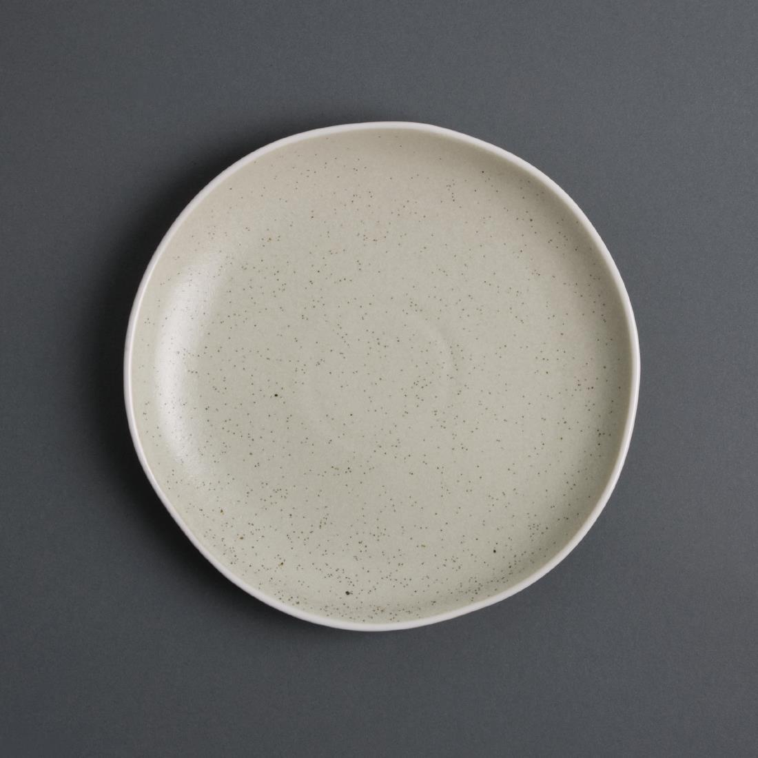 Olympia Chia Plates Sand 205mm