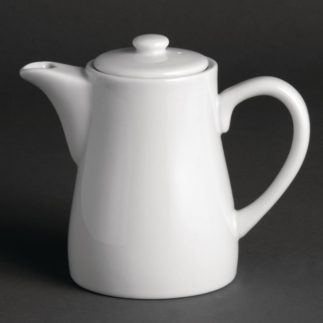 Olympia Whiteware Coffee Pots 310ml