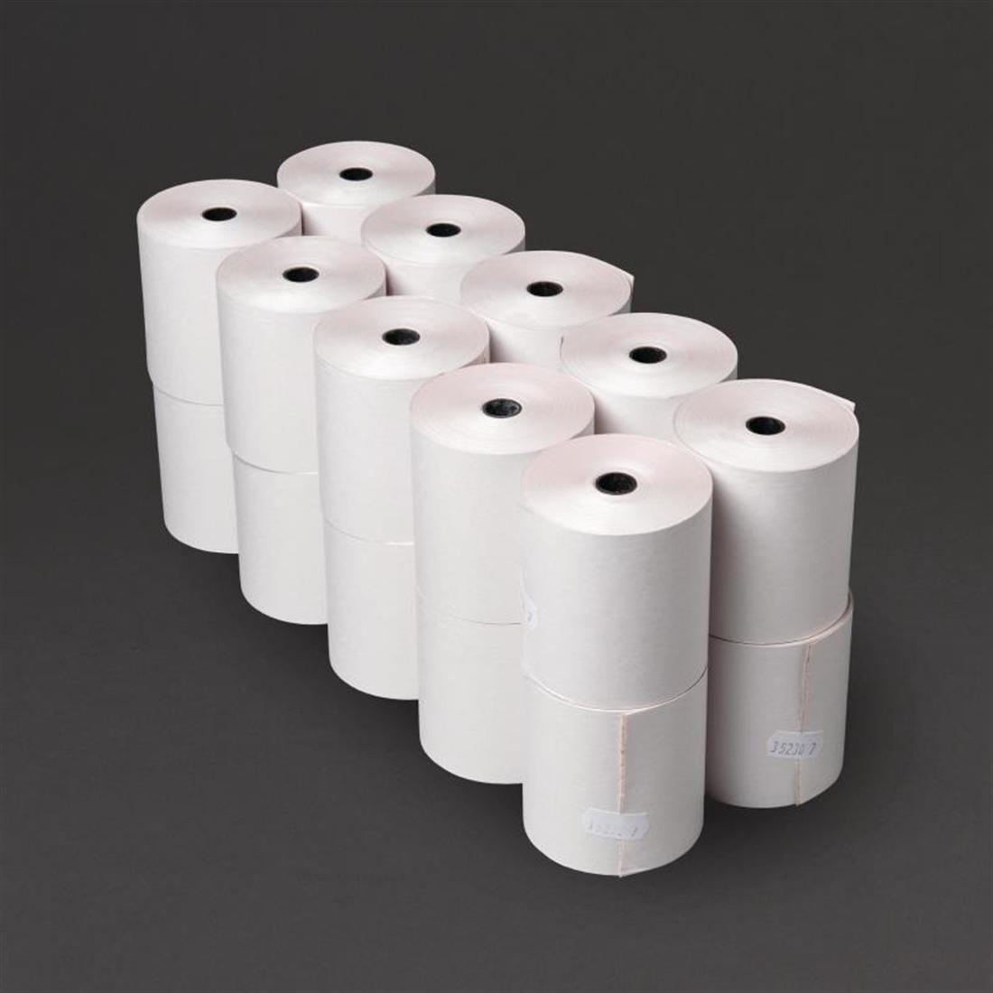Fiesta Non-Thermal 3ply Till Roll 76mm x 70mm