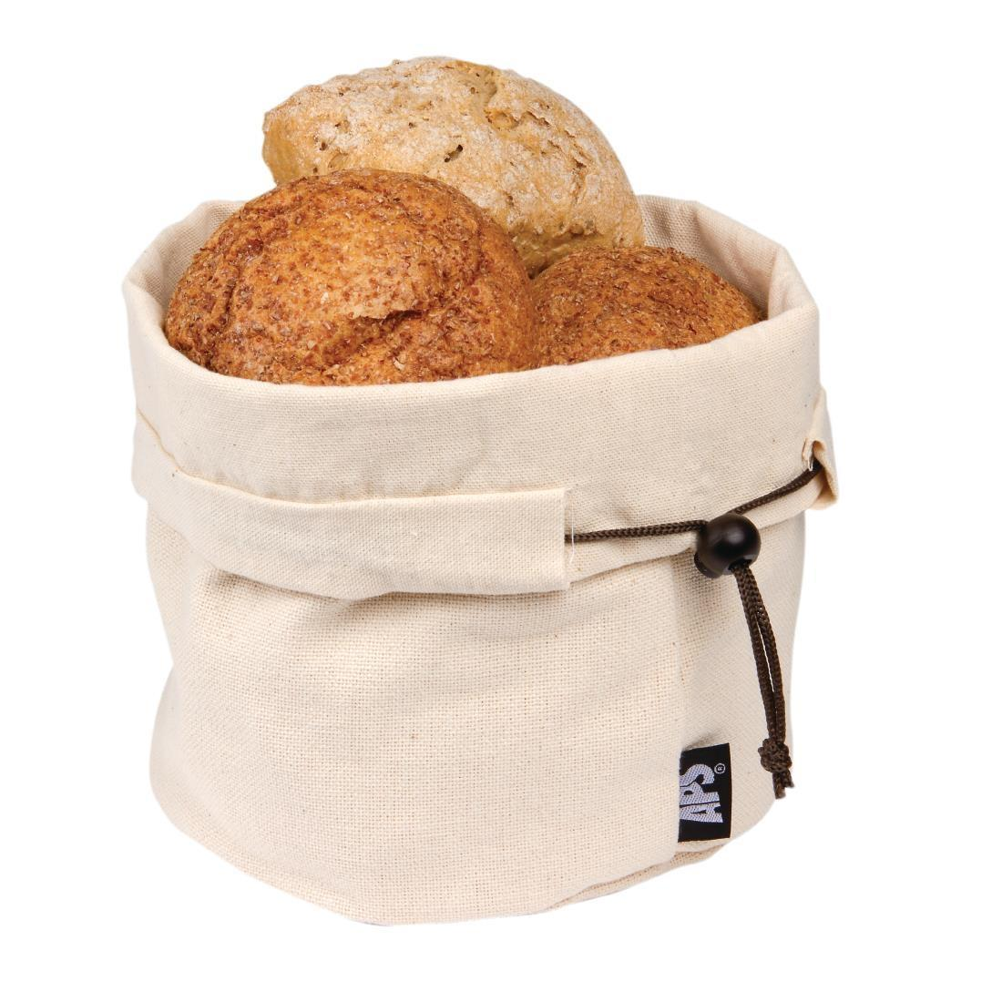 APS Beige Bread Basket - Each - GH391