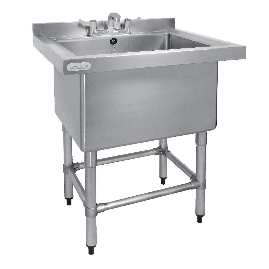 Vogue Deep Pot Sink - Each - CE141