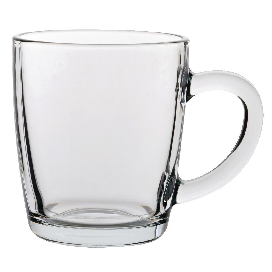 Barrel Mug Toughened - 340ml 12oz (Box 24) - GF461