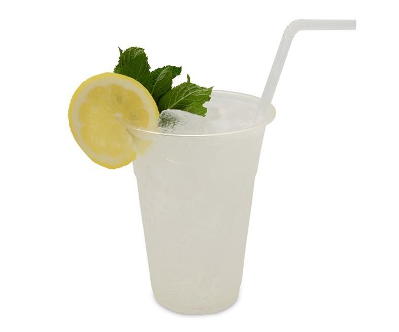 Cold Cup Compostable 16oz Clear Tumbler