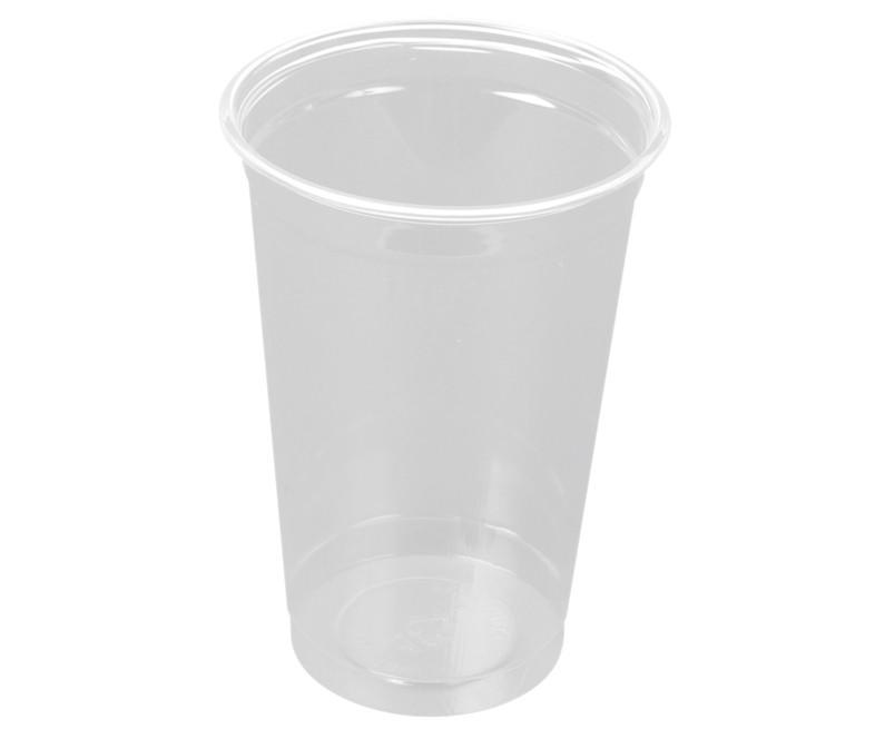 RPET Half Pint to Line Tumblers CE Marked Recyclable