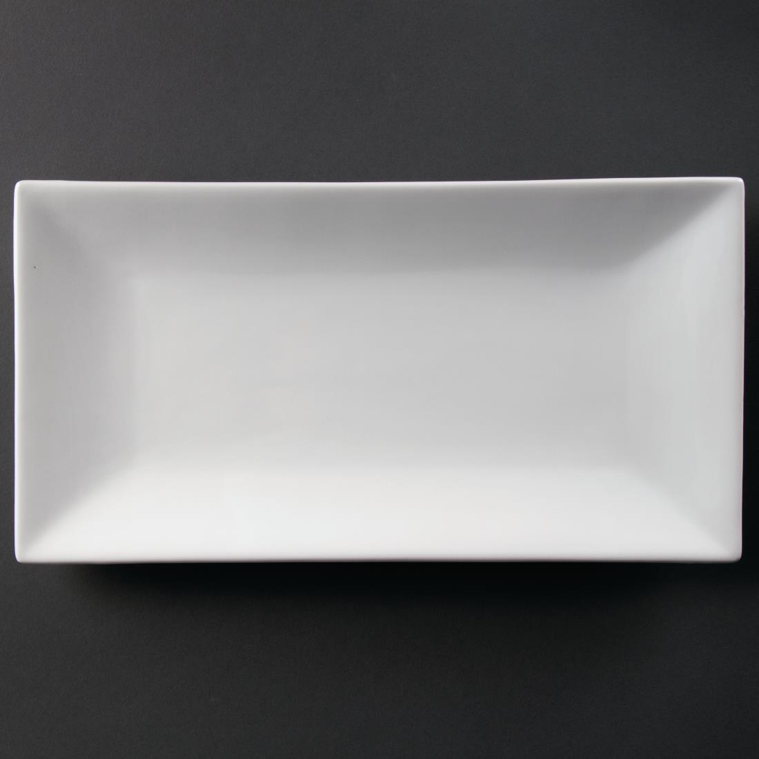 Olympia Serving Rectangular Platter 380mm