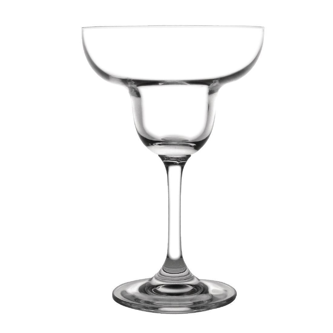 Olympia Bar Collection Crystal Margarita Glasses 250ml