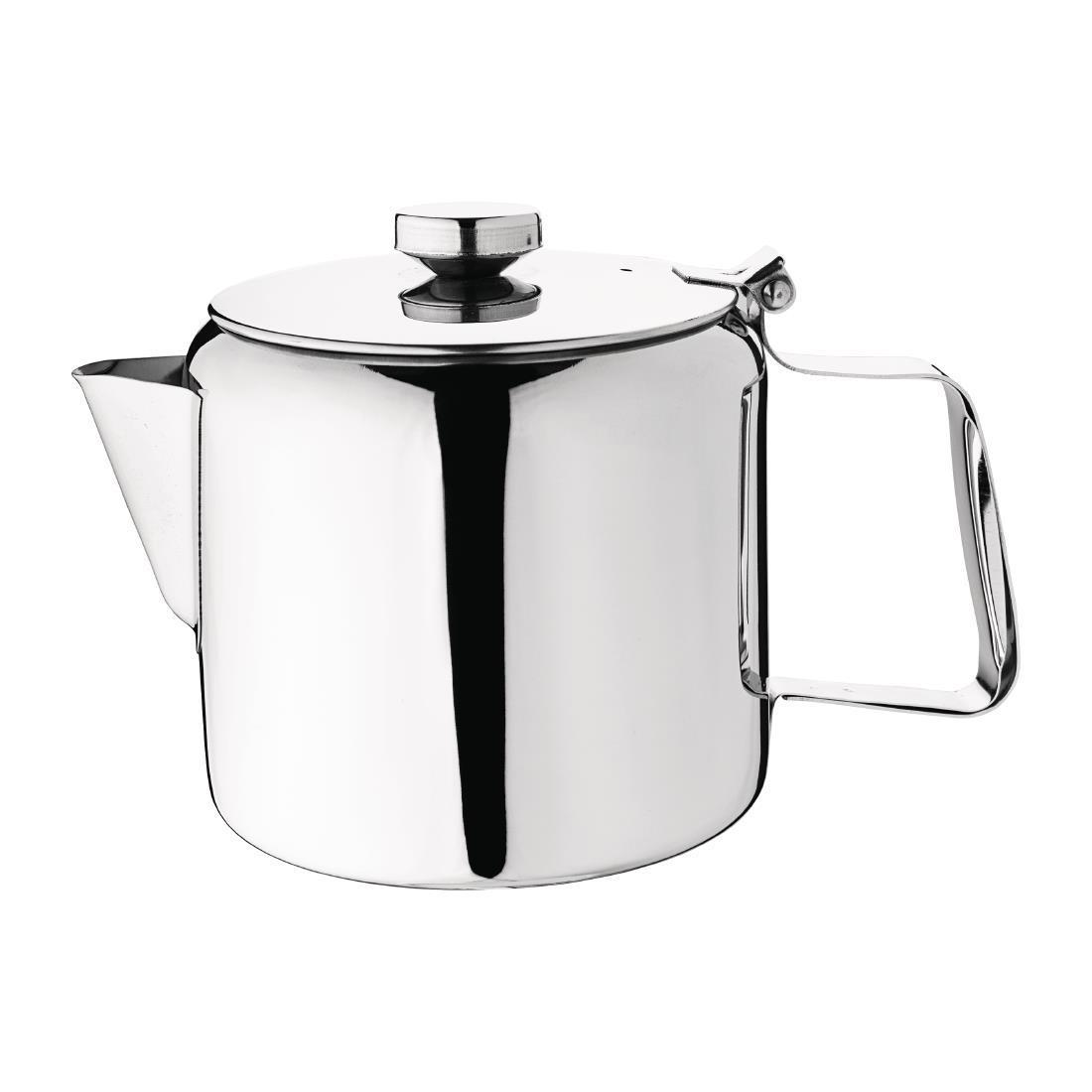 Olympia Concorde Stainless Steel Teapot 2Ltr