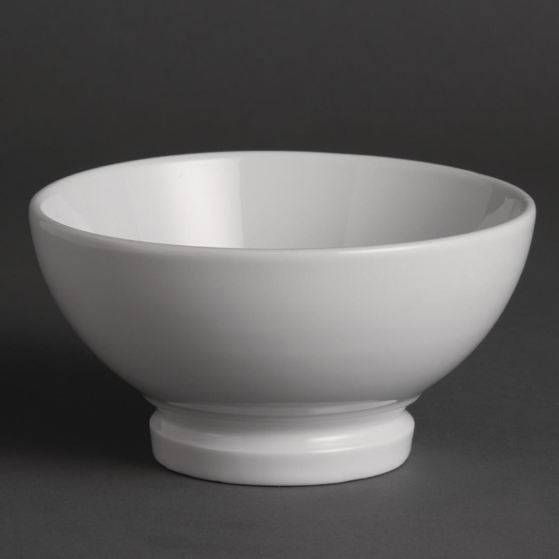 Olympia Whiteware Sevres Bowls 140mm