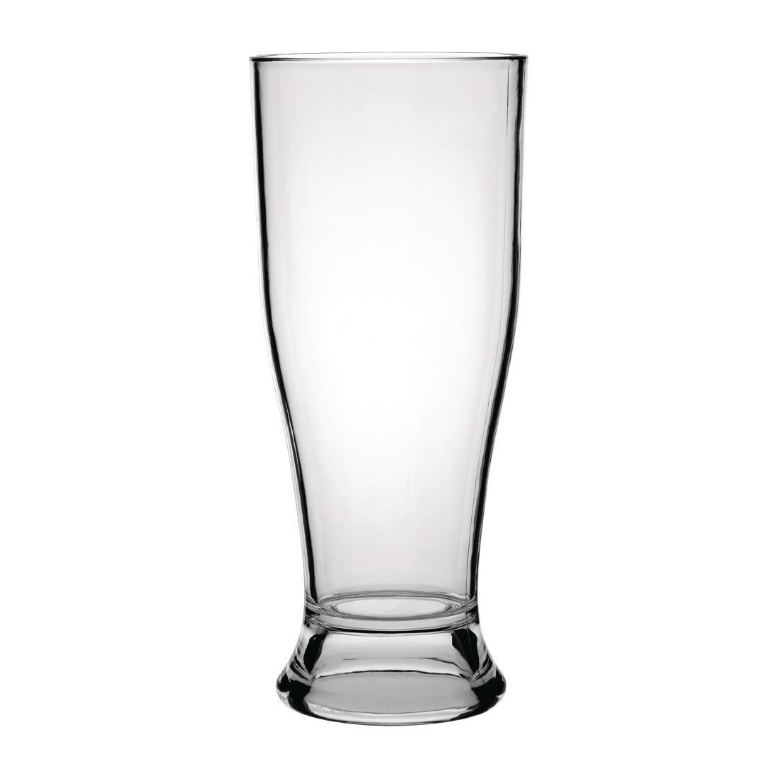 Kristallon Polycarbonate Beer Glasses 350ml - Case 12 - DS135