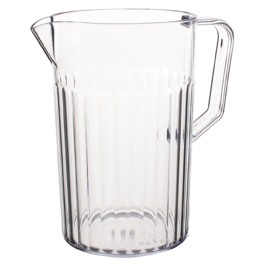 Kristallon Graduated Polycarbonate Jug 1.4Ltr - Each - J904