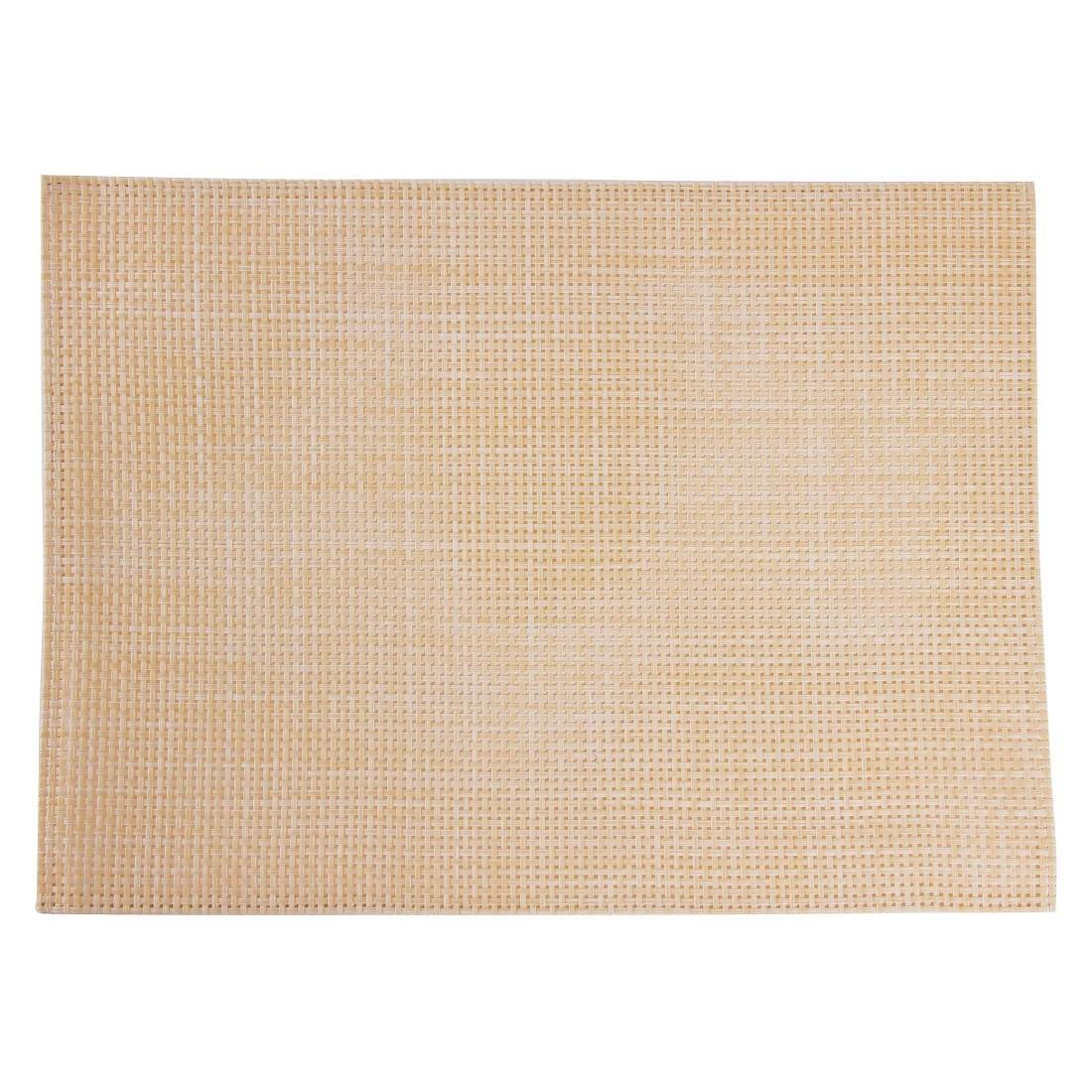 APS PVC Placemat Beige - Case 6 - GJ994