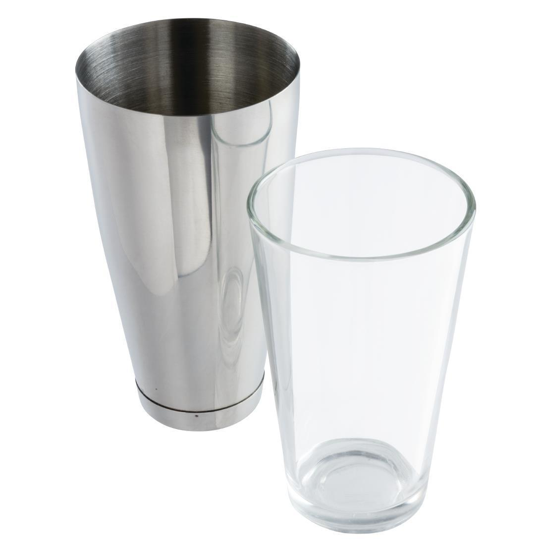 APS Boston Shaker and Glass - Each - S766