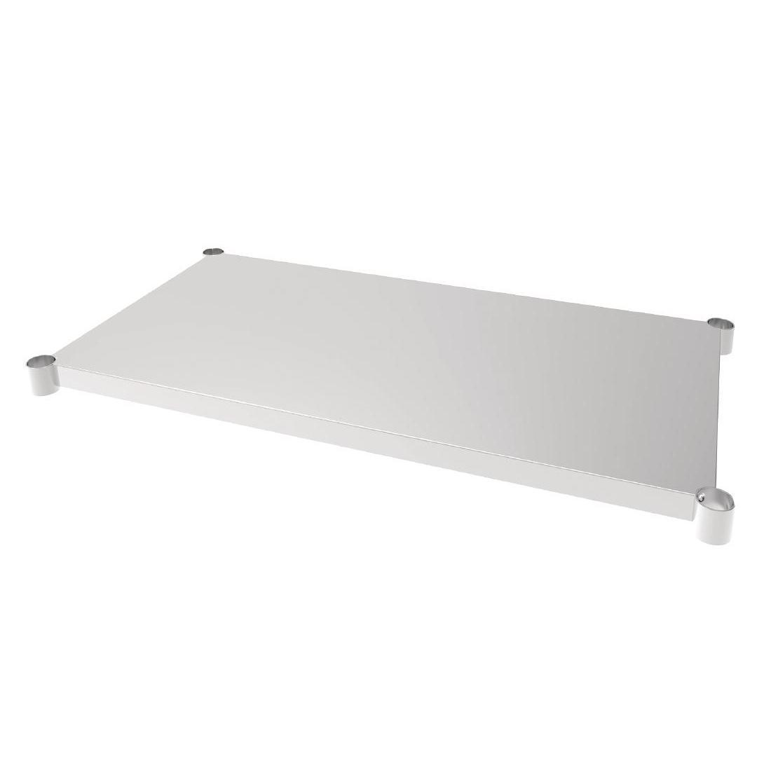 Vogue Stainless Steel Table Shelf 700x1200mm - Each - CP837