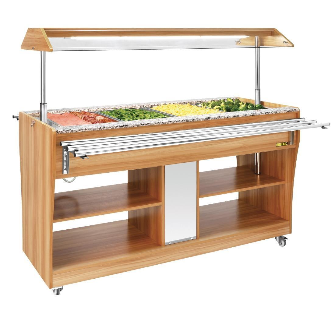 Buffalo Heated Buffet bar - CR904