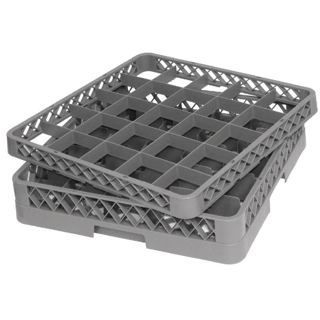 Glass Rack Extenders 25 Compartments - Each - F617