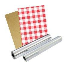Cling Film, Tin Foil & Baking Parchment