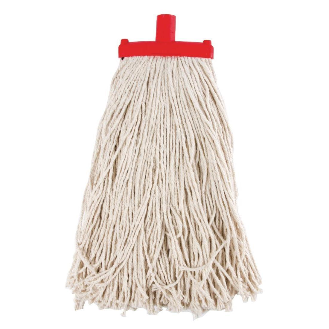 Jantex Prairie Kentucky Yarn Socket Mop Head Red
