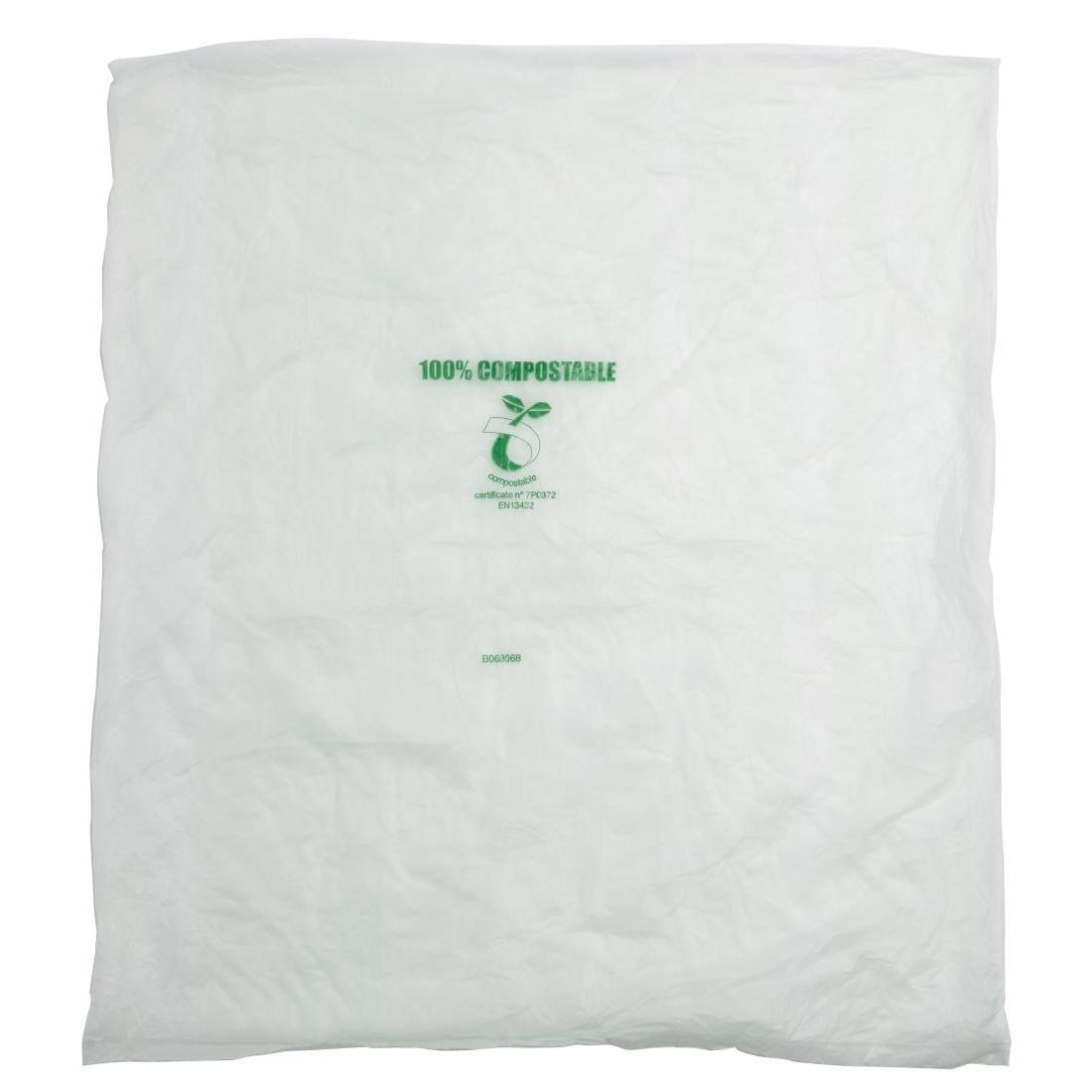 Jantex Compostable Swing Bin Liner 60 Litre Pack of 10