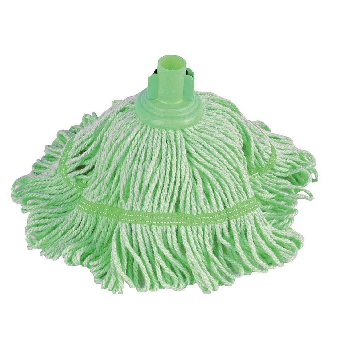 Jantex Bio Fresh Socket Mop Head Green