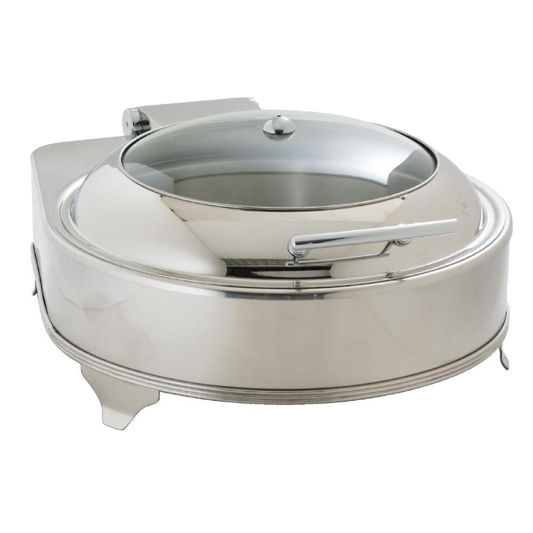 Olympia Round Electric Chafer