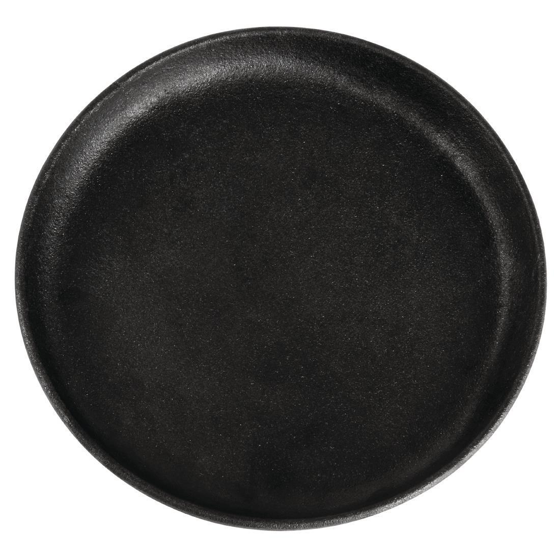 Olympia Round Cast Iron Sizzle Platter