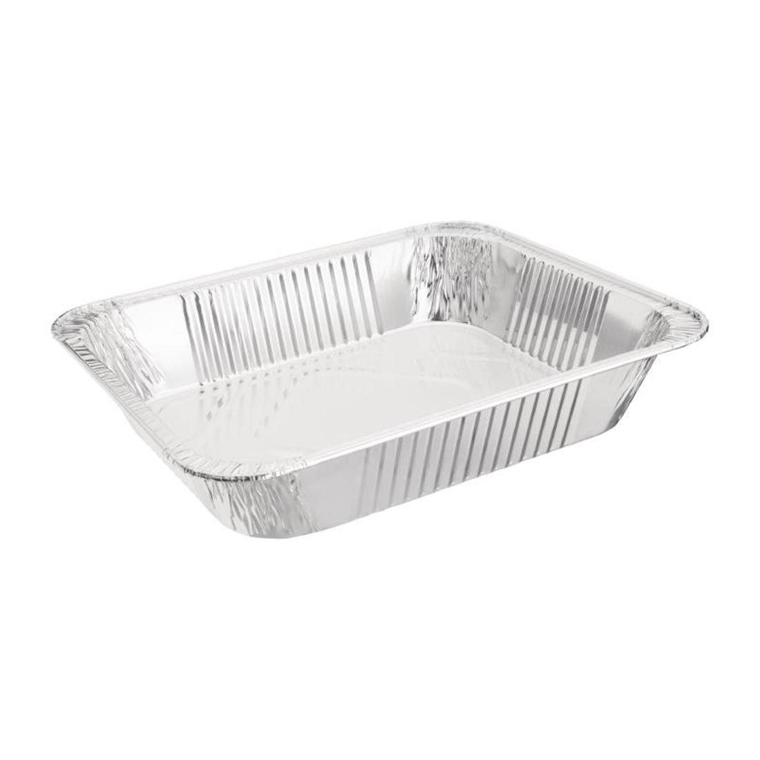 Fiesta Rectangular Foil Containers 1/2 GN