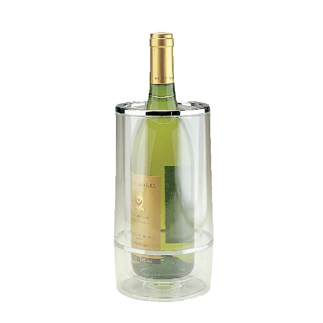 Aps Acrylic Wine And Champagne Cooler - Each - C238