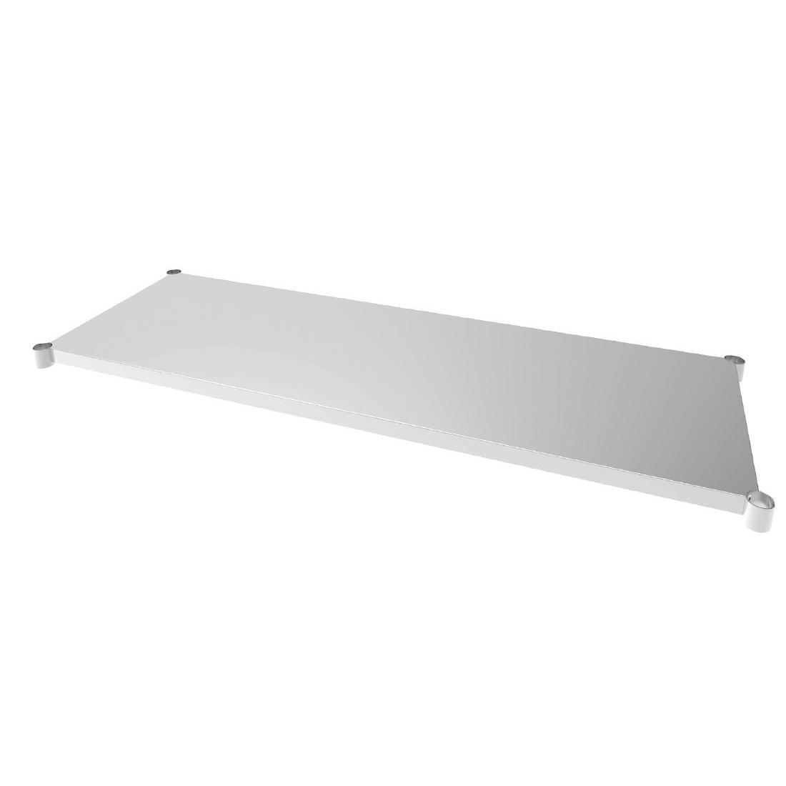 Vogue Stainless Steel Table Shelf 700x1800mm - Each - CP839