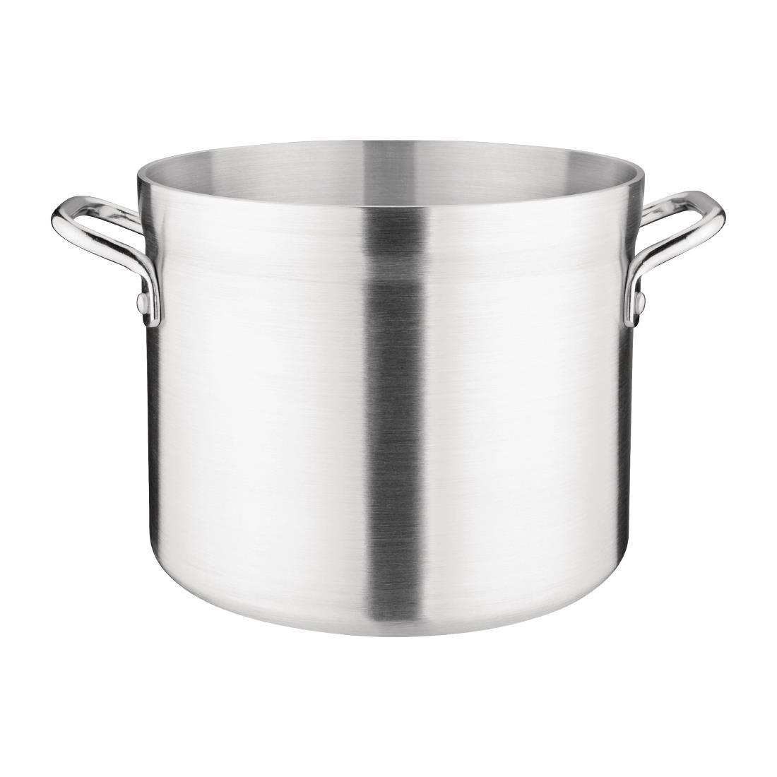 Vogue Deep Boiling Pot 11.4Ltr - S349