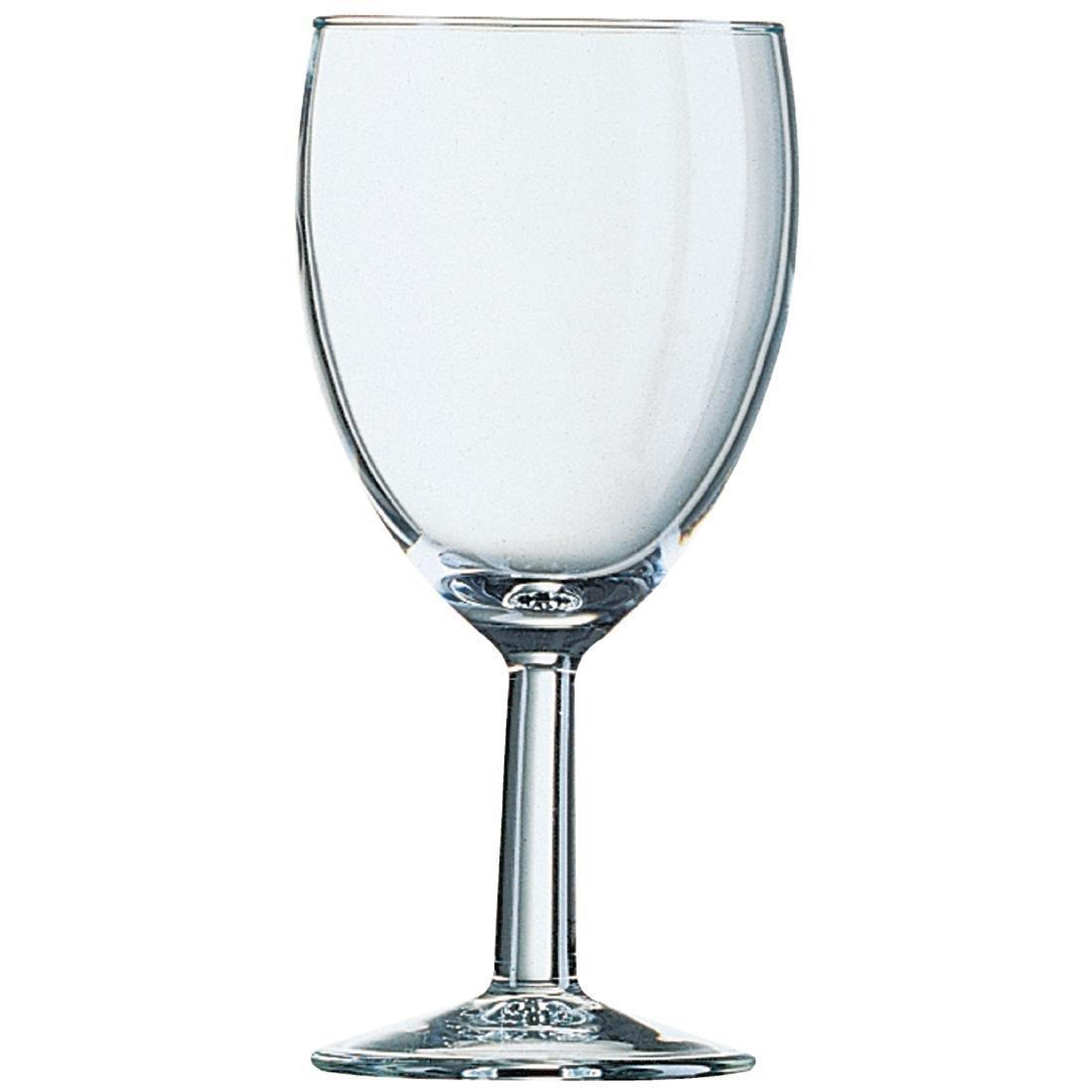 Arc Savoie Goblet - 190ml 6.66oz LCE 125ml (Box 48) - CJ502