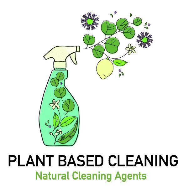 All Plant Based Cleaning Agents