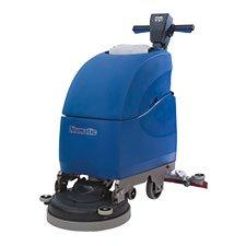 Floor Scrubbers and Buffers