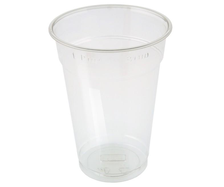 RPET One Pint to Brim Tumblers CE Marked Recyclable