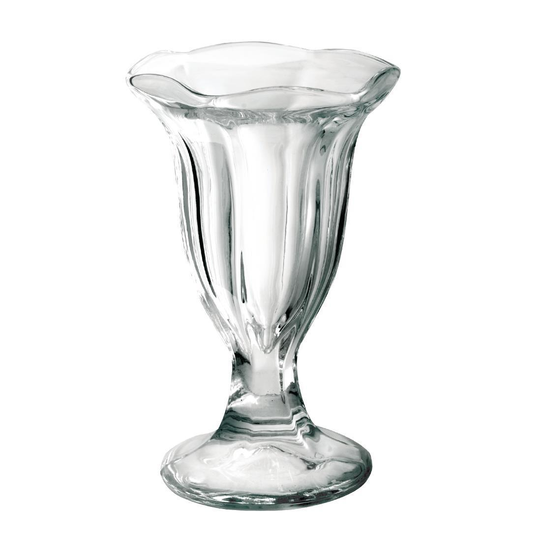 Traditional Tall Sundae Glasses 185ml