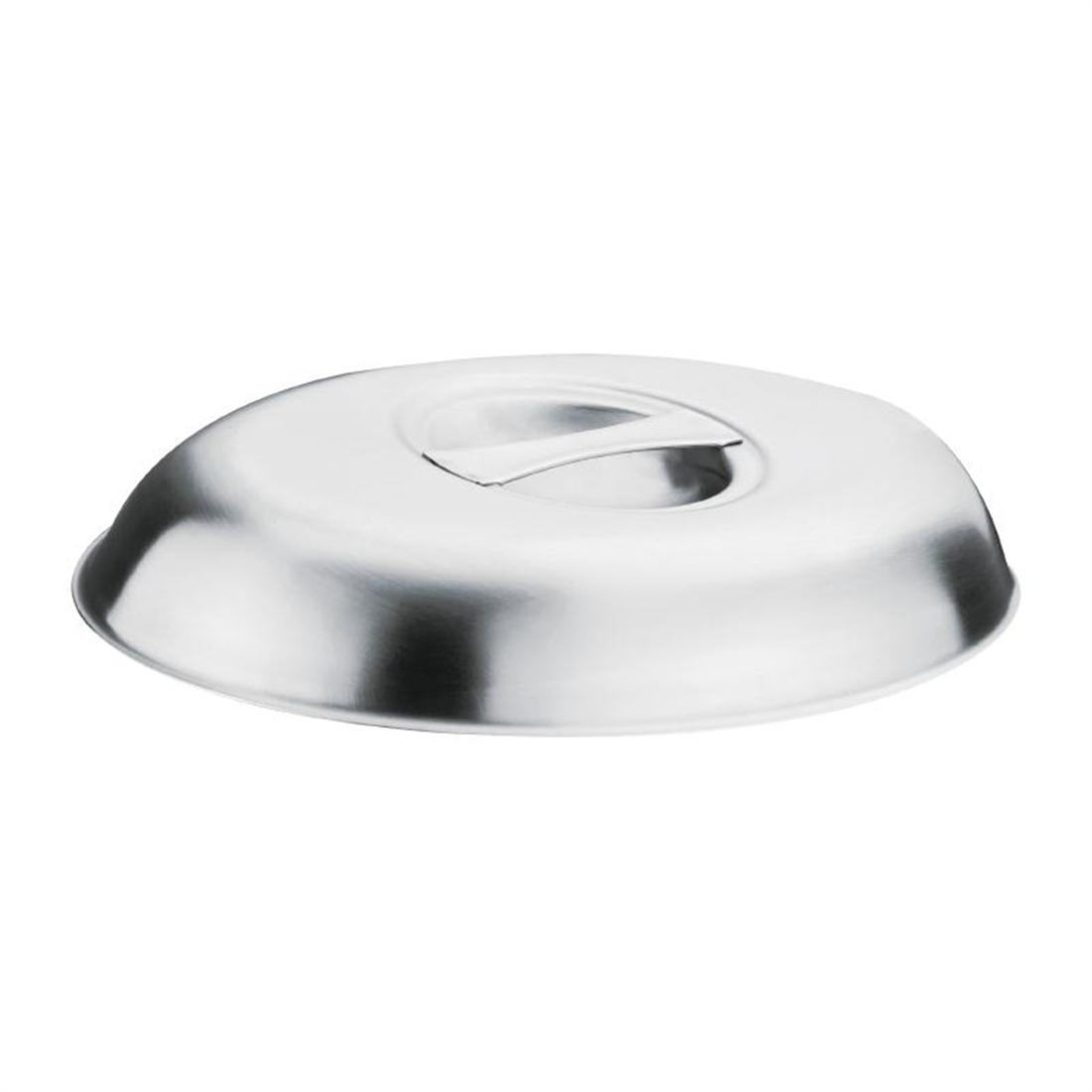 Olympia Oval Vegetable Dish Lid 290 x 200mm