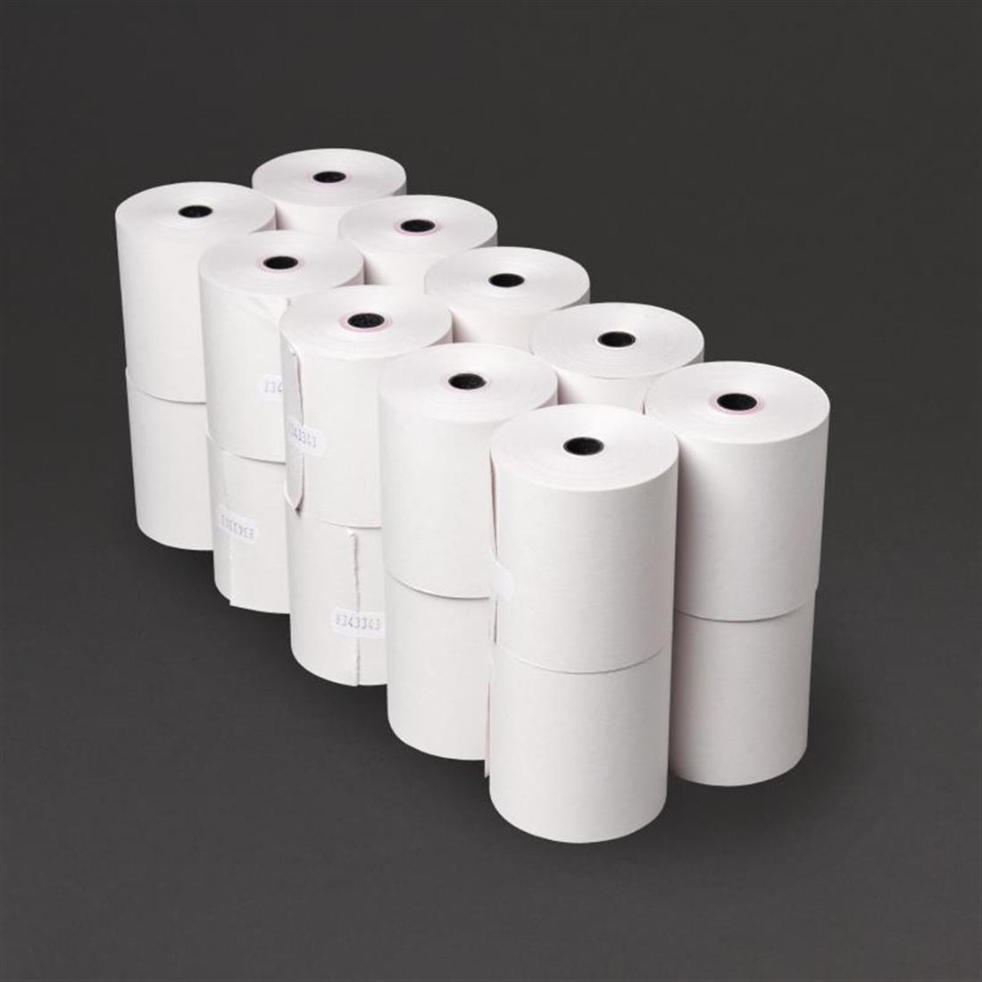 Fiesta Non-thermal 2ply Till Roll 76mm x 70mm
