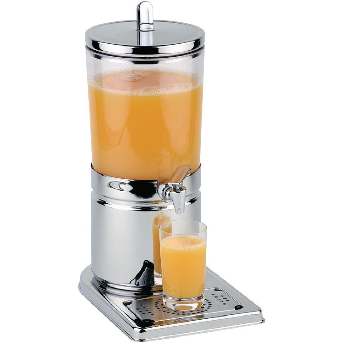 APS Stainless Steel Juice Dispenser Single - Each - CF064