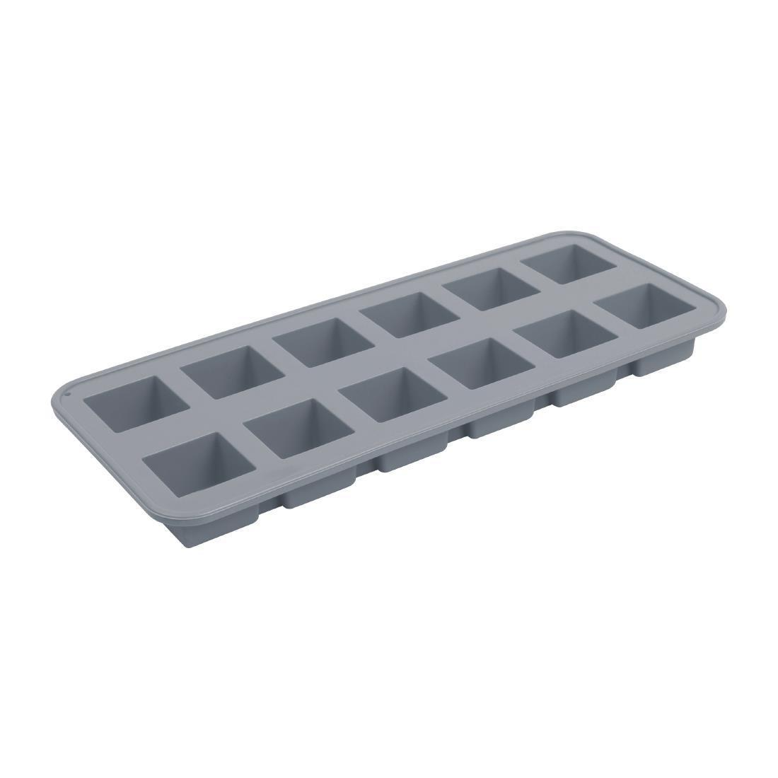 Vogue Flexible Silicone Ice Cube Mould - Each - DA526