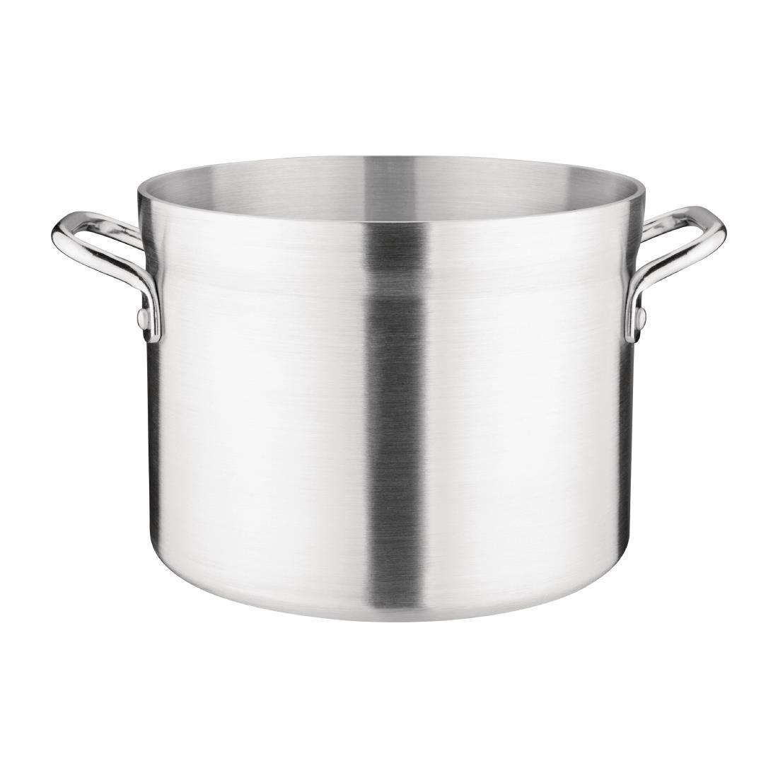 Vogue Deep Boiling Pot 7.6Ltr - S348