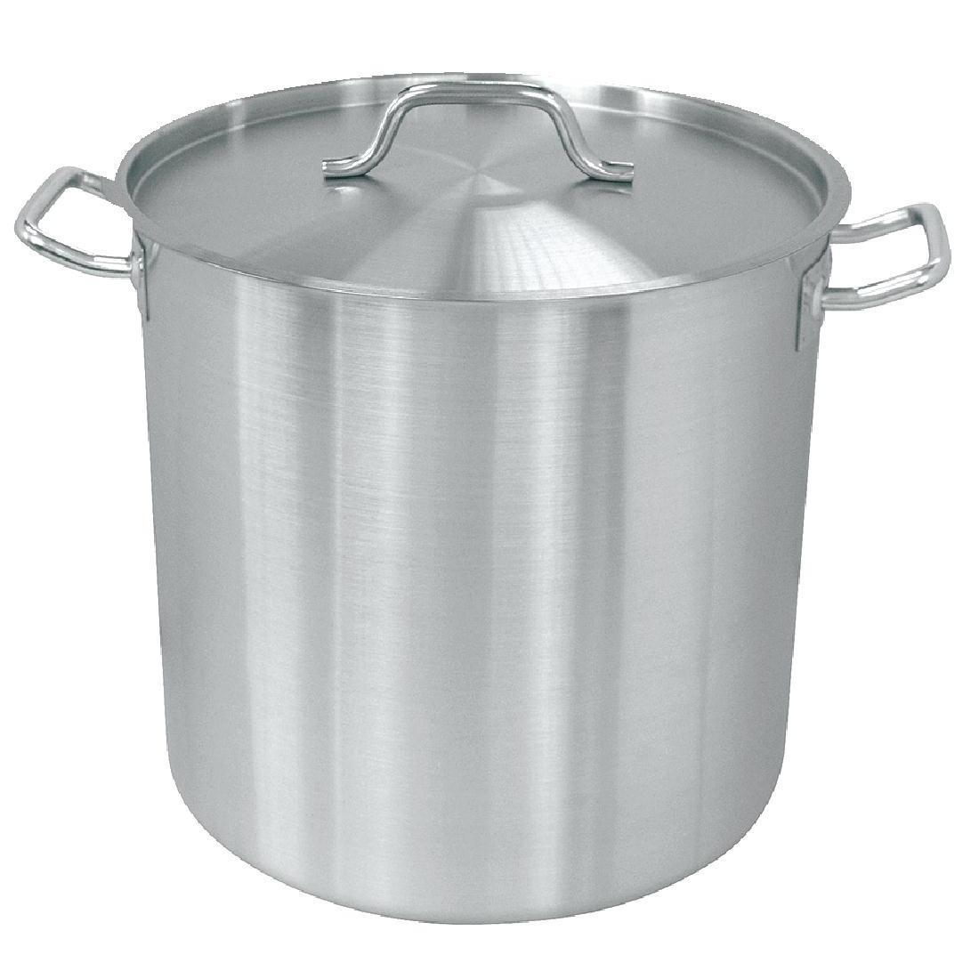 Vogue Deep Stockpot 35.5Ltr - T555