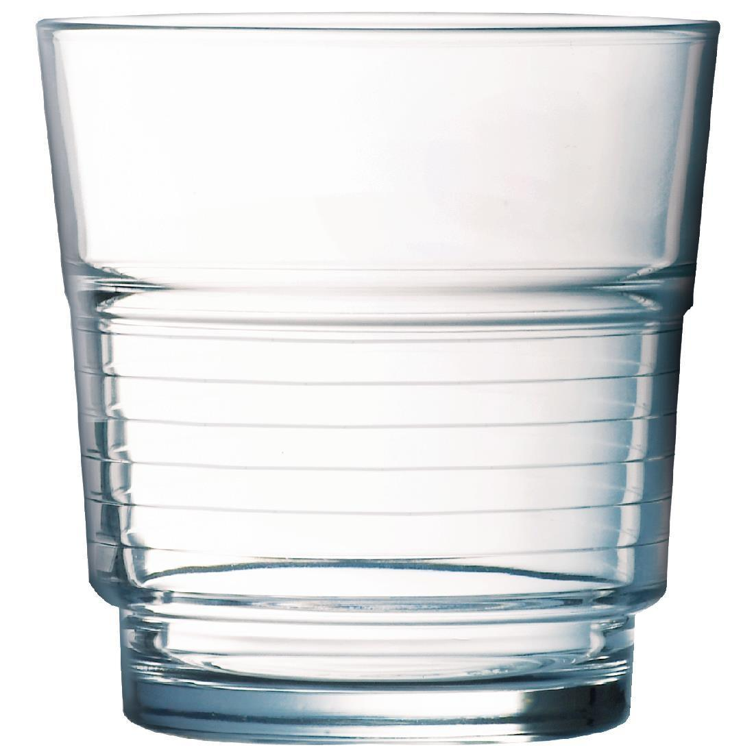 Arc Spirale Old-Fashioned Tumbler - 250ml 8.25oz (Box 6) - DP088