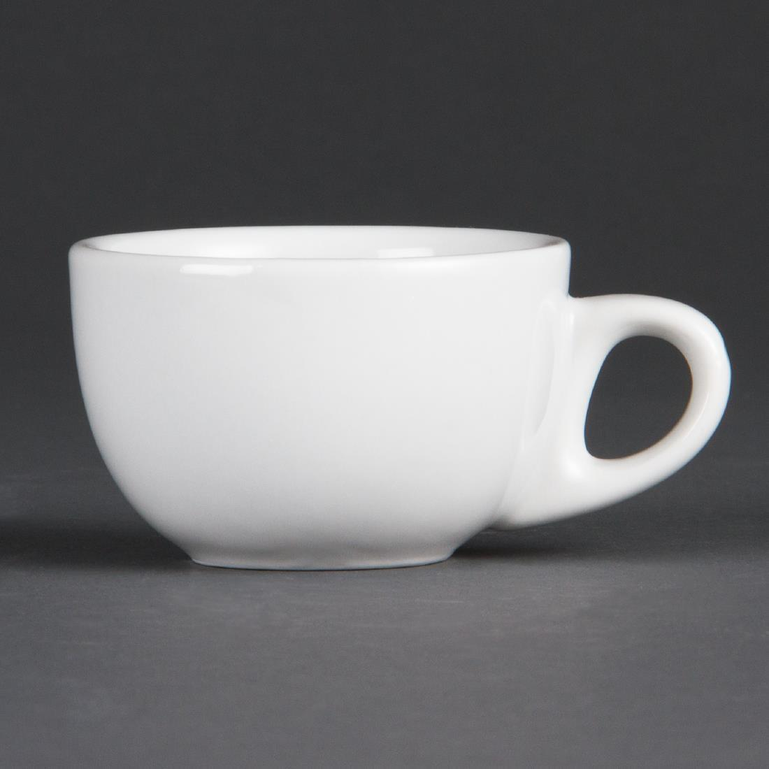 Olympia Whiteware Espresso Cups 85ml