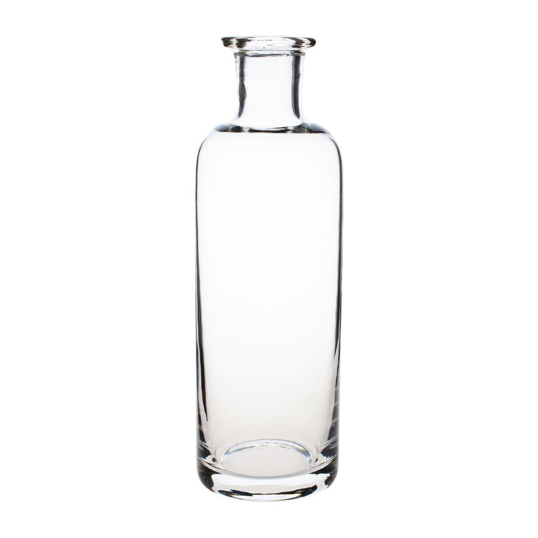 Olympia Classic Glass Water Bottle 725ml