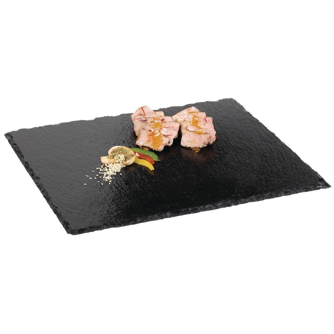 Olympia Natural Slate Tray GN 1/2