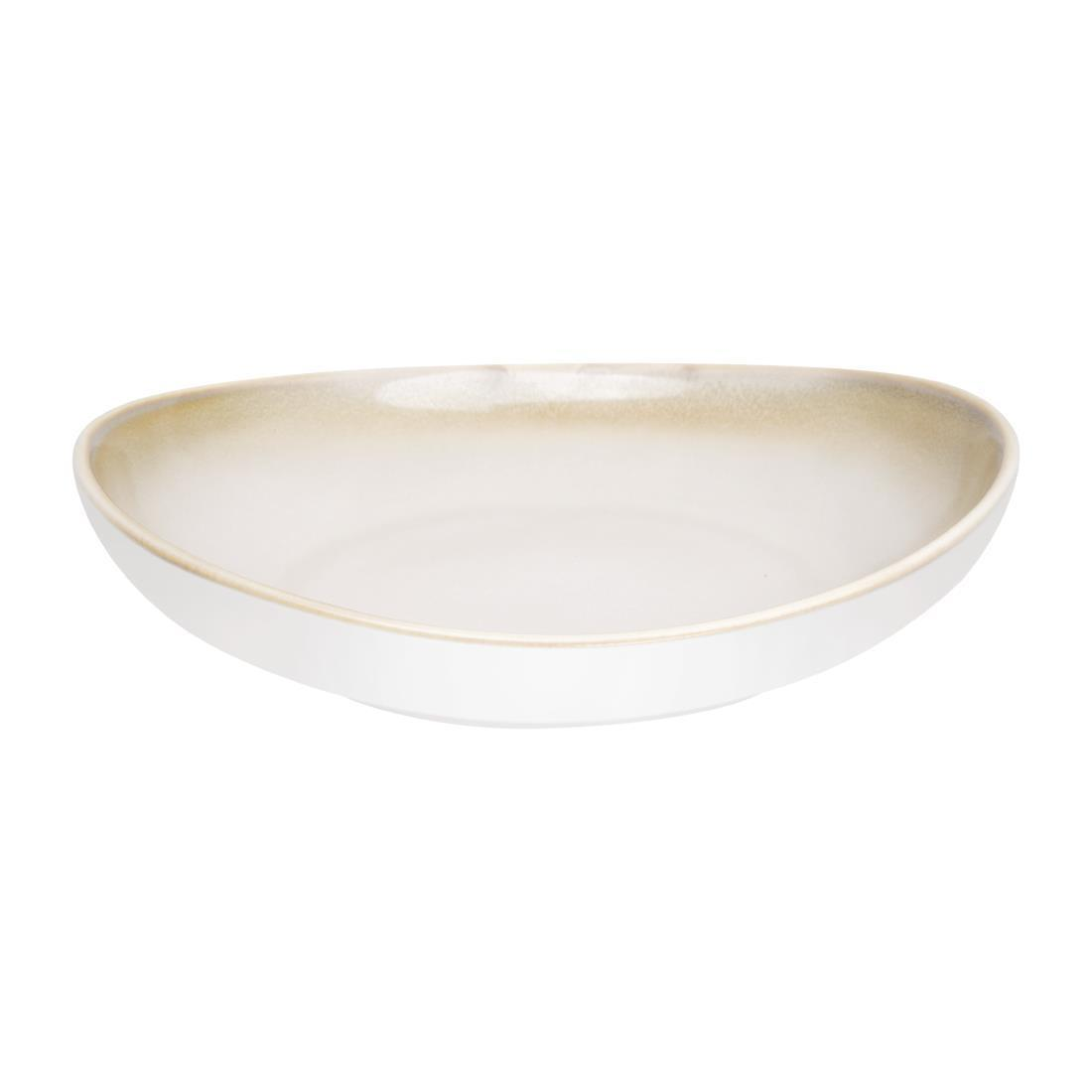 Olympia Birch Taupe Wide Bowls 208mm