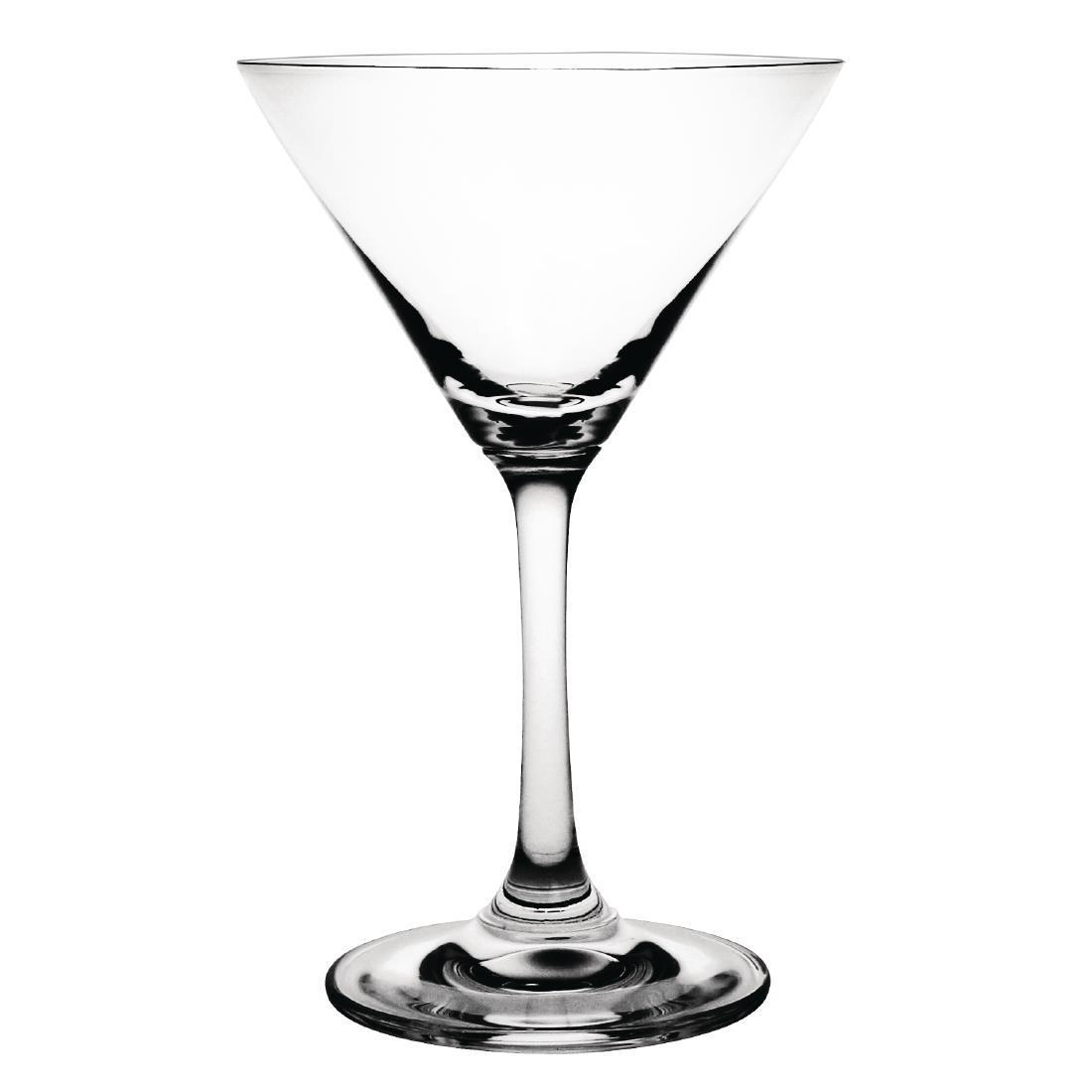 Olympia Crystal Martini Glasses 160ml