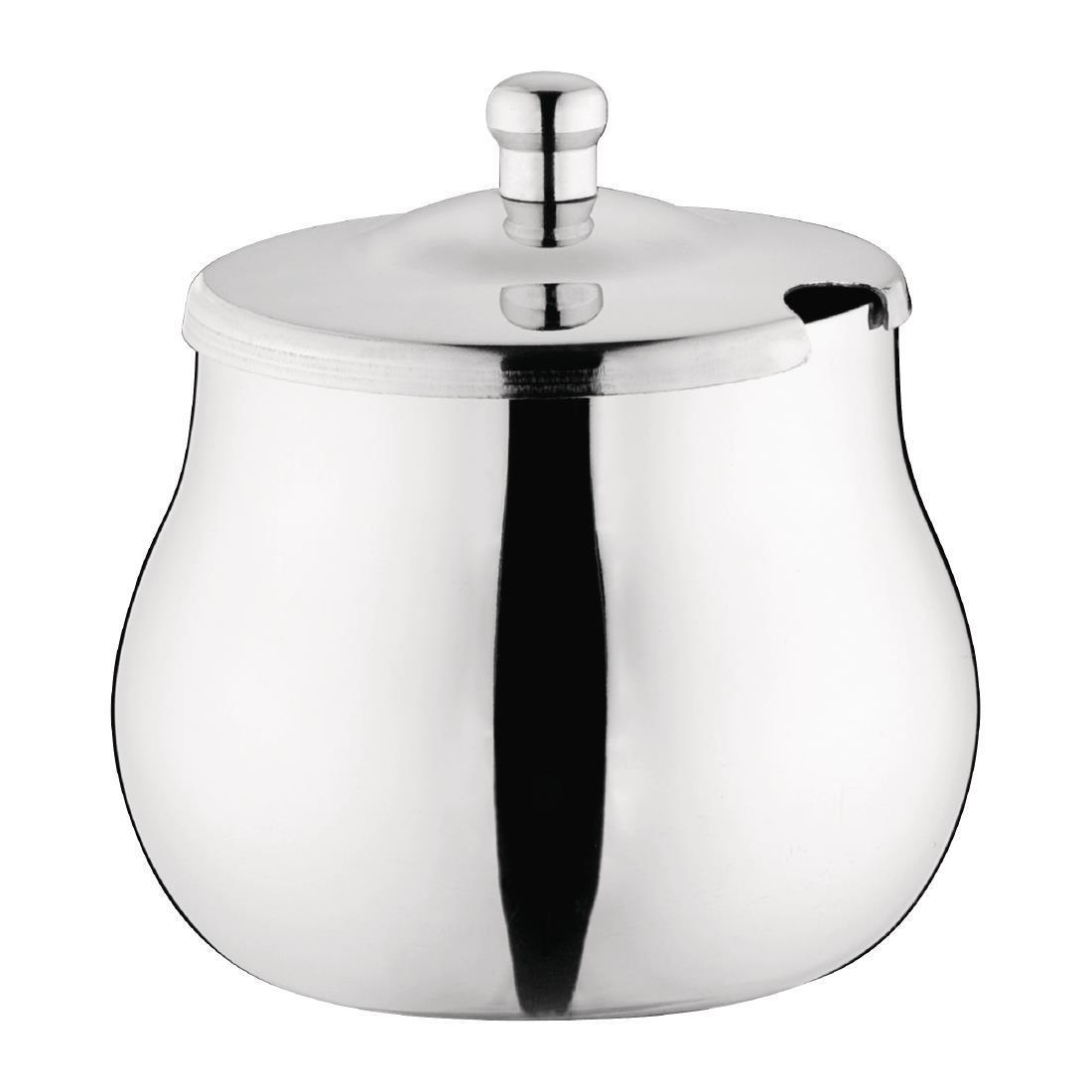 Olympia Arabian Sugar Bowl Stainless Steel 75mm